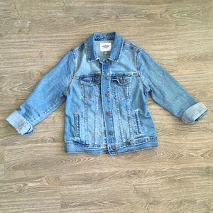 Old Navy Medium Wash Jean Jacket